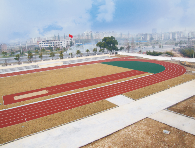 Sports site facilities engineering